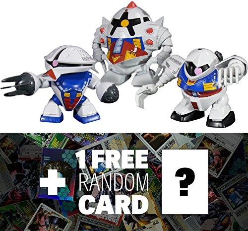 Gundam 9899999526377 Msm 03 Gogg And Msm 04 Acguy