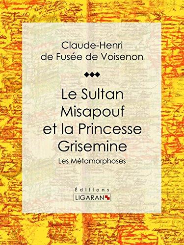 Livres gratuits en ligne Le Sultan Misapouf et la Princesse Grisemine: Les Métamorphoses pdf