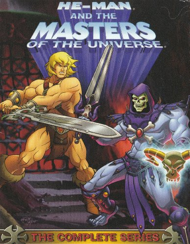 He-Man and the Masters of the Universe: The Complete Series (DVD) (9-Disc Set) (Bonus Box Set)