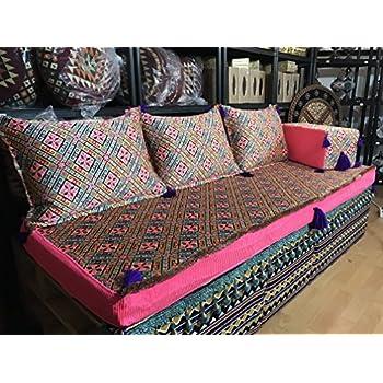 Orientalische Sitzkissen orientalische sitzecke bodenkissen orientalische sitzgruppe orient