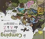 Le camping illustré de A à Z
