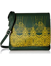 Baggit Women's Cosmetic Bag (Green)