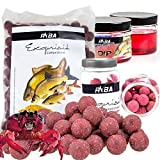 RYBA - Angel Boilie Session Set - Boilies, Dip, PopUps - Monster Crab