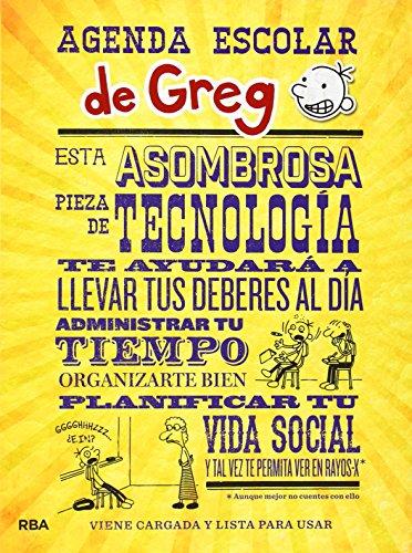 Agenda escolar de Greg (DIARIO DE GREG)