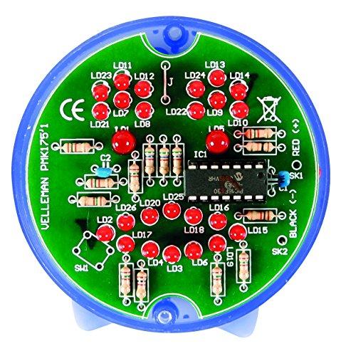 Bausatz für animiertes LED Display