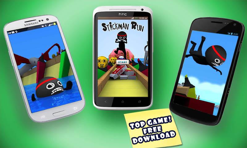 Zoom IMG-2 stickman run free
