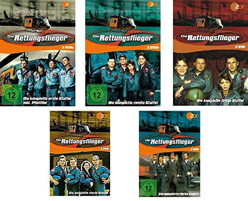 Staffel 1-5 (inkl. Pilotfilm) (10 DVDs)