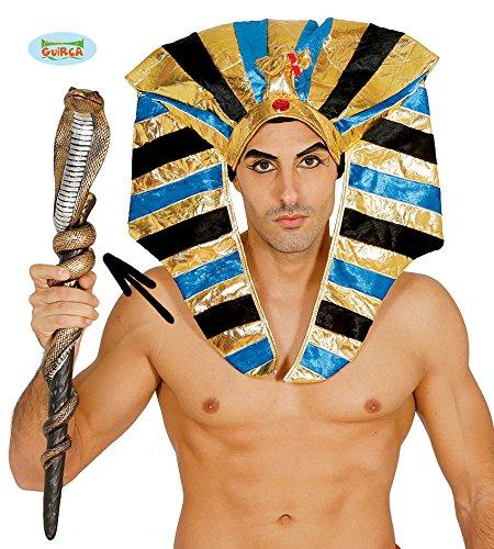 FIESTAS GUIRCA Barra Forma Serpiente faraón Egipcio
