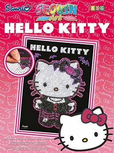 Paillettenbild-Hello-Kitty