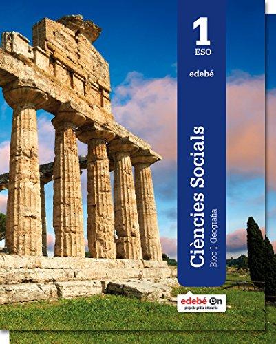 Ciències Socials, Geografia i Història 1. Bloc I + II - 9788468320915 por Edebé