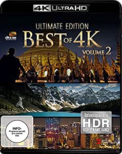 Best of 4K (4K Ultra UHD) - Ultimate Edition 2 [Blu-ray]
