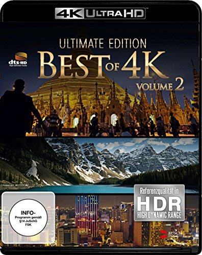 Best of 4K: Ultimate Edition 2 - 4k Ultra HD Blu-ray