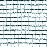 tenax Rete Antigrandine Tessuta, Defender, 4,00 x 5 m, Verde, 500x400