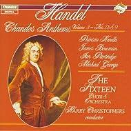 Handel: Chandos Anthems, Vol. 3