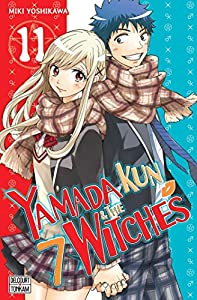 Yamada Kun & the 7 Witches Edition simple Tome 11