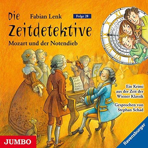 Die Zeitdetektive: Mozart und der Notendieb (Folge 28)