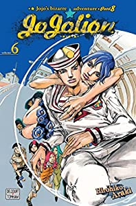 Jojolion - Jojo's Bizarre Adventure Saison 8 Edition simple Tome 6