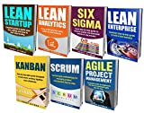LEAN: THE BIBLE: 7 Manuscripts - Lean Startup, Lean Six Sigma, Lean Analytics, Lean Enterprise, Kanban, Scrum, Agile Project Management (English Edition)
