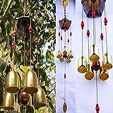 Generic 5 Bells Copper Outdoor Home Yard...