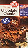 RUF Chocolate Chunks Zartbitter, 6er Pack (6 x 100 g)