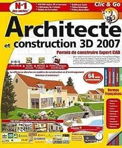 Architecte et construction 3d permis de construire for Architecte 3d amazon
