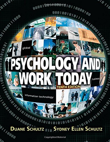 11th pdf edition psychology to applied work