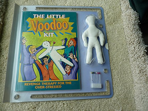 The Little Voodoo Kit: Revenge Therapy for the over-Stressed