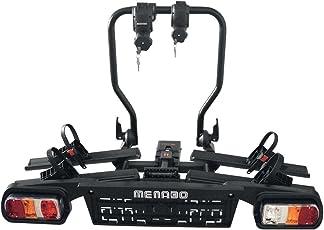 Alphard Fahrradträger abschließbar Heckträger für 2 Räder E-Bikes mit Quick-Lock Fahrradheckträger