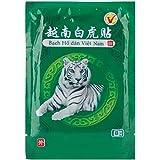 Patch di sollievo dal dolore, bianco balsamo di tigre gesso, 8pcs sollievo dal dolore cerotti sollievo dal dolore patch mal d