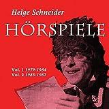 Hörspiele 1 + 2: Vol.1 1979-1984; Vol.2 1985 - 1987