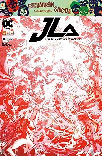 Liga de la Justicia de América 8 (JLA: Liga de la Justicia de América)
