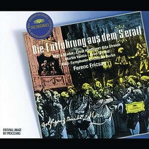 Mozart: Die Entführung aus dem Serail/Exsultate, jubilate (DG The Originals)