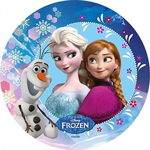 Tortenaufleger Frozen 03