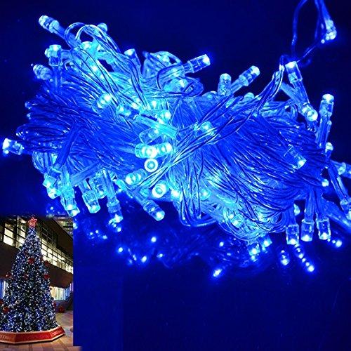 Preisvergleich Produktbild Groten LED Beleuchtung Fairy Light String Dekoration Weihnacht Weihnachtsfest Hochzeit 100 LED 220V 10M
