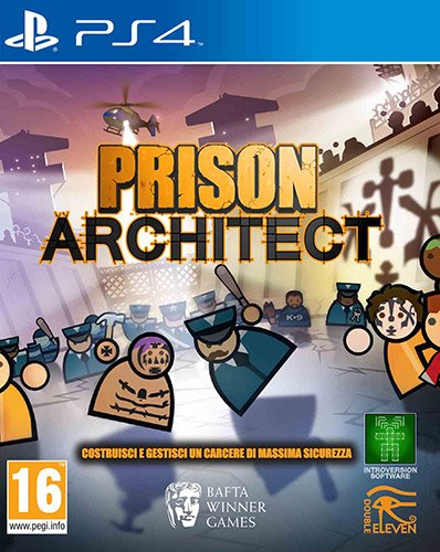 Prison Architect - PlayStation...