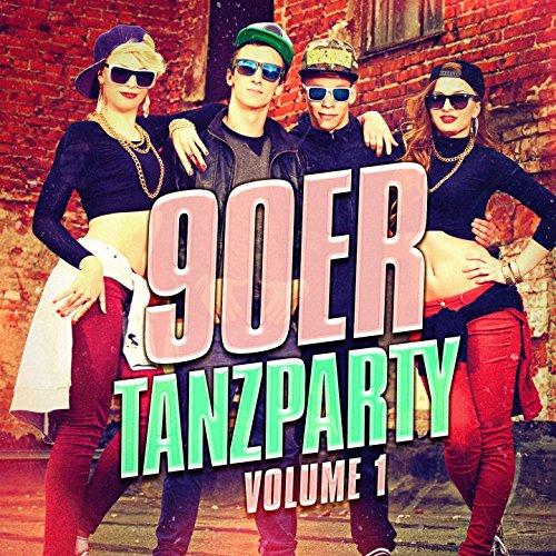90 (90er Tanzparty, Vol. 1 (Der beste Mix aus Pop-Hits von Tanz und Eurodance der 90er))