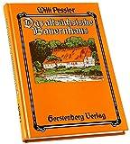 Das altsächsische Bauernhaus in seiner geographischen Verbreitung. Neudruck der Ausgabe Braunschweig 1906