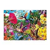 Kimruida Vögel Blume 5D Diamant Stickerei Malerei DIY Malerei Kreuzstich Wohnkultur