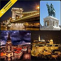 Recinzione da Viaggio – 4 Giorni a Due nel *** Hotel Benczúr a Budapest – La Città al Danubio – Buono per Hotel, Buono per Brevi Viaggi, Vacanza, Regalo da Viaggio