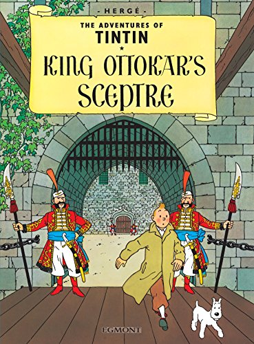 The Adventures of Tintin : King Ottokar's Sceptre