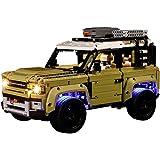 POXL Set di Luci per (Lego Land Rover Defender) Modello - Kit Luce LED Light Compatibile con Lego 42110 ( Non Incluso Il Mode