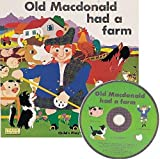Old MacDonald Had a Farm + CD (Books with CD) (Books with CD)