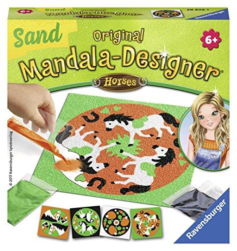Ravensburger Original Mandala Designer 29836 - Mini Sand: Horses