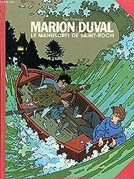 Marion Duval, tome 5 : Le manuscrit par Yvan Pommaux