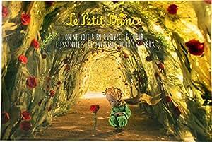 Clairefontaine Le Petit Prince Sous-main en carton pelliculé 60 x 40 x 0,20 cm
