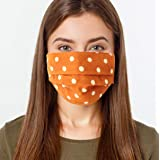 Trender Unisex Cotton Washable Reusable 2 Ply Face Mask Double Layer Cover for Dust Particle and Droplet Protection