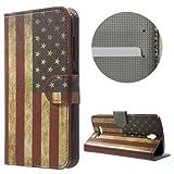 jbTec® Flip Case Handy-Hülle zu ZTE Blade L5 Plus - BOOK