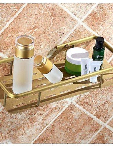 Mzmz generali cesti di rame doccia/gadget di bagno-antico-oliato-montaggio a parete