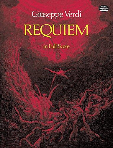 Requiem (Dover Vocal Scores) por Giuseppe Verdi