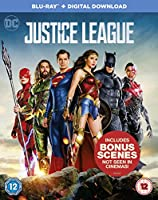 Justice League - [Blu-ray + Digital Download] [2017]
